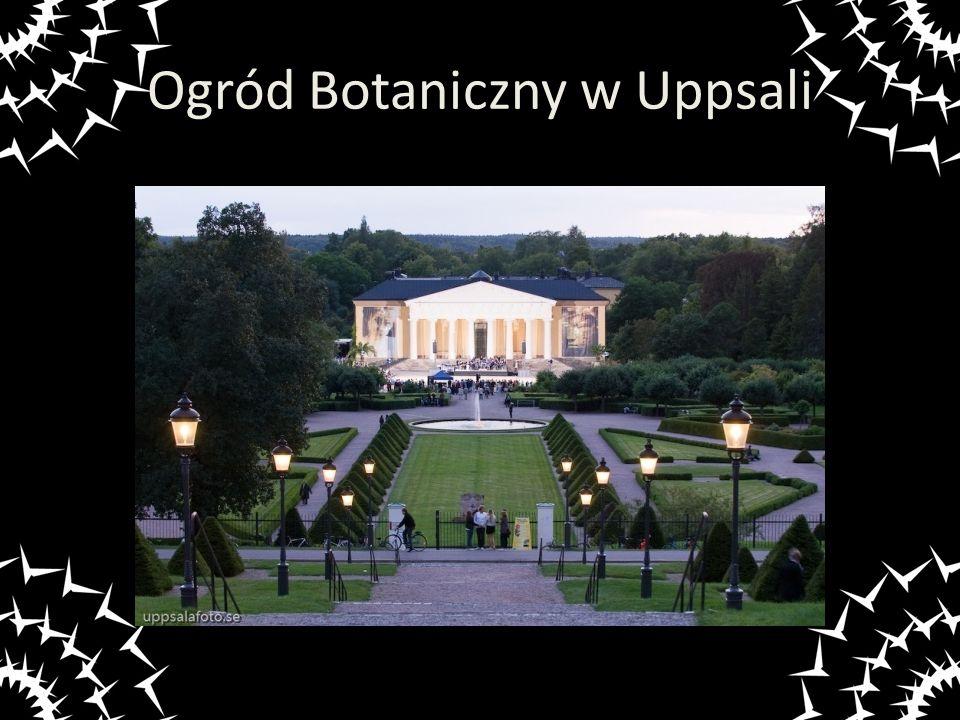 Ogród Botaniczny w Uppsali