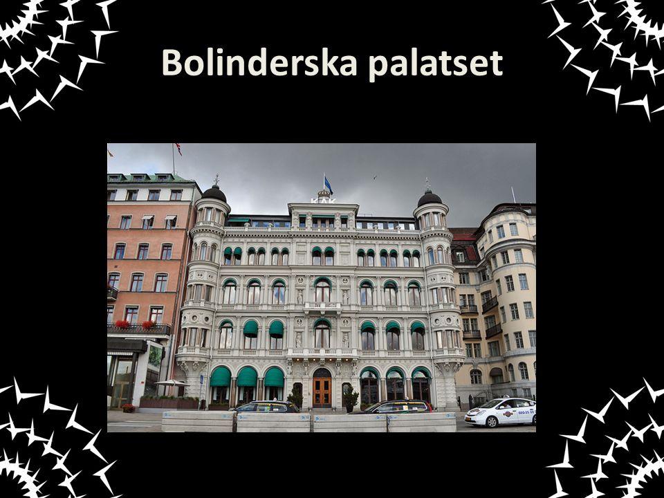 Bolinderska palatset