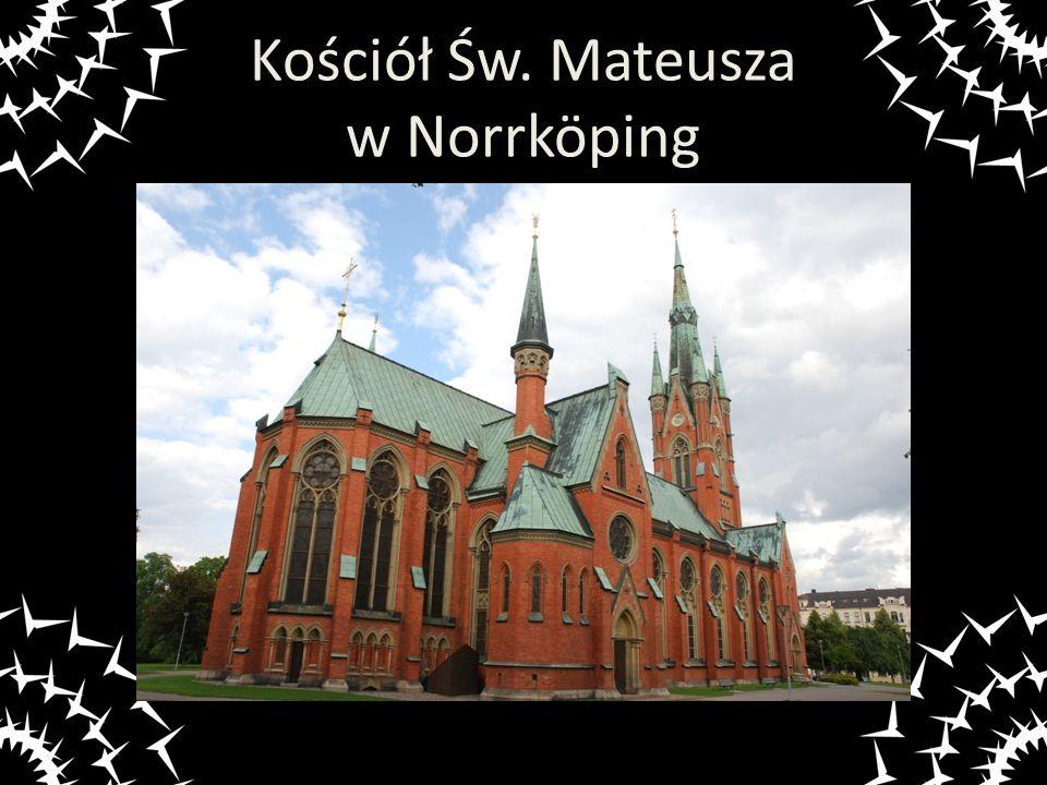 Kościół Św. Mateusza w Norrköping