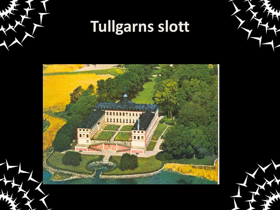 Tullgarn – oranżeria Gustawa III