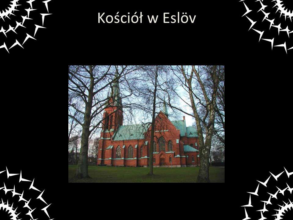 Kościół w Eslöv