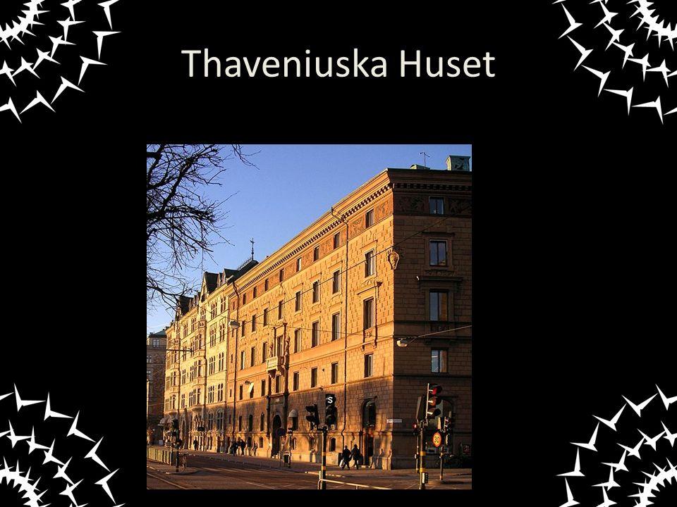 Thaveniuska Huset