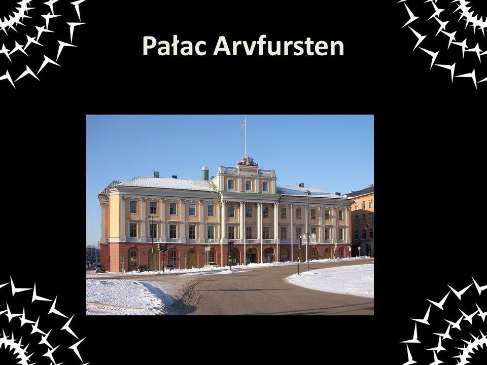 Pałac Arvfursten