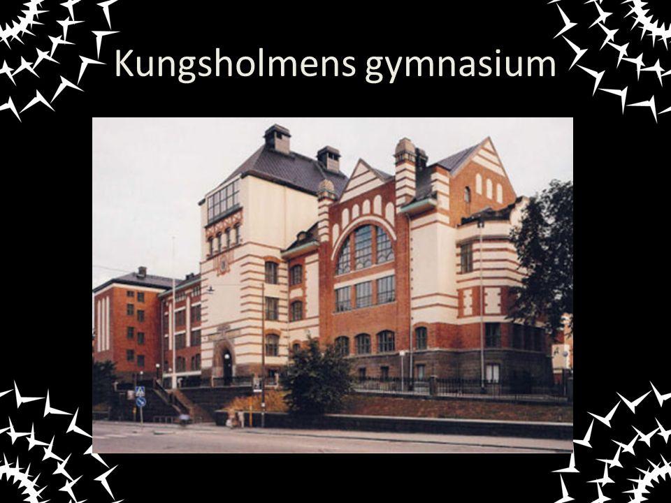 Kungsholmens gymnasium