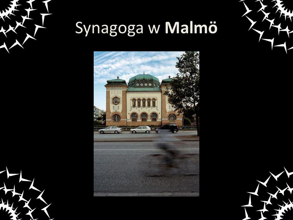Synagoga w Malmö
