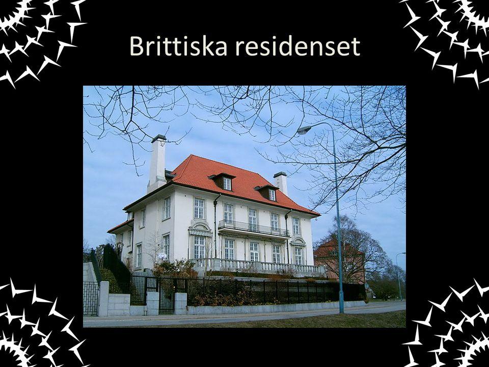 Brittiska residenset