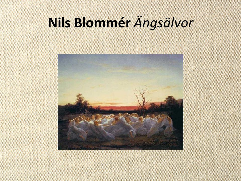 Nils Blommér Ängsälvor