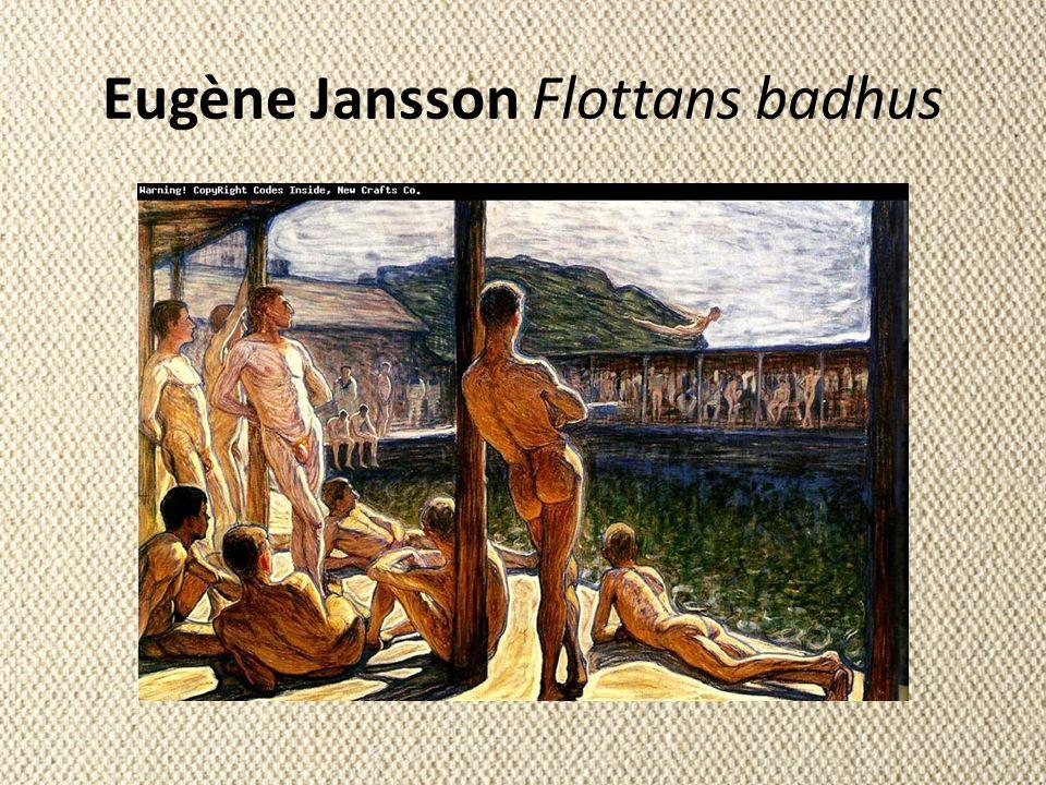 Eugène Jansson Flottans badhus