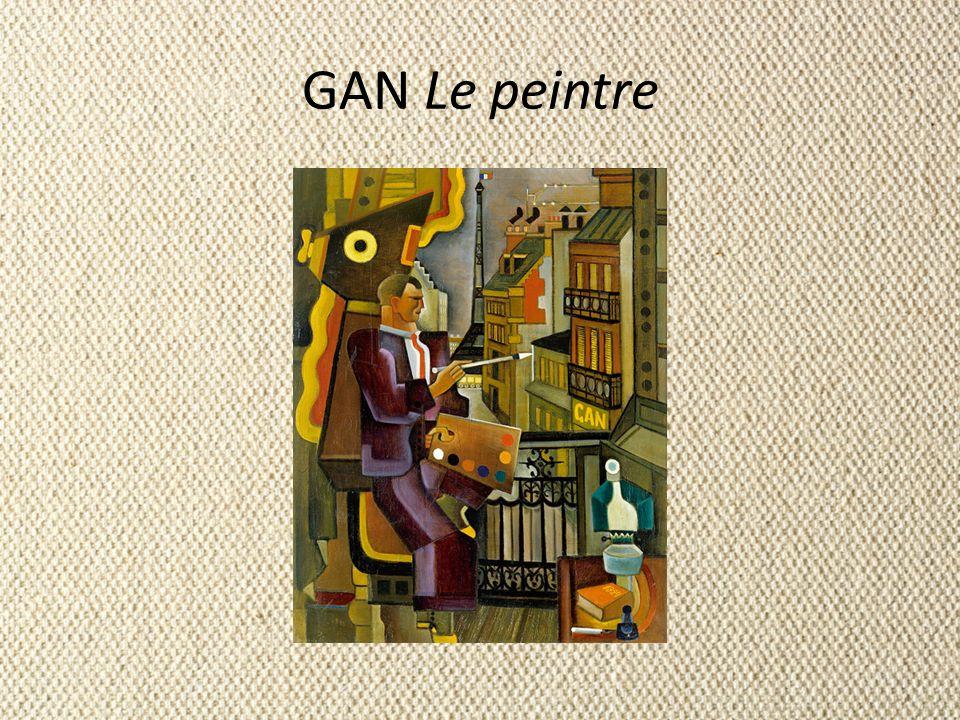 GAN Le peintre