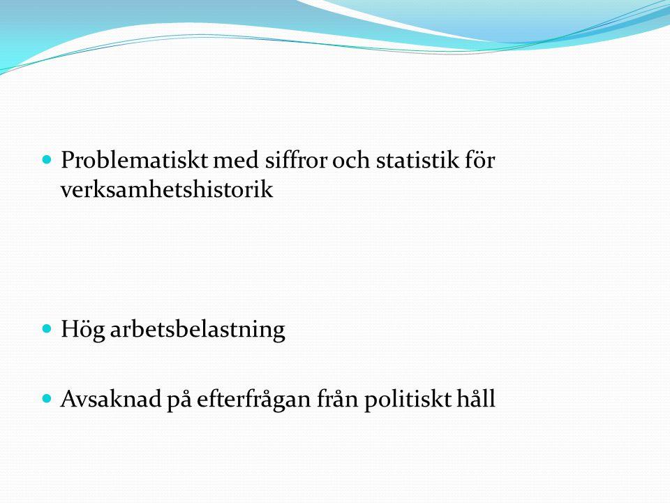 Ytterligare resultat och slutsatser utifrån kartläggningen Det finns ett starkt engagemang för ensamkommande barn bland Västerbottens mottagande kommuner och inte minst länets HVB-hemsföreståndare.