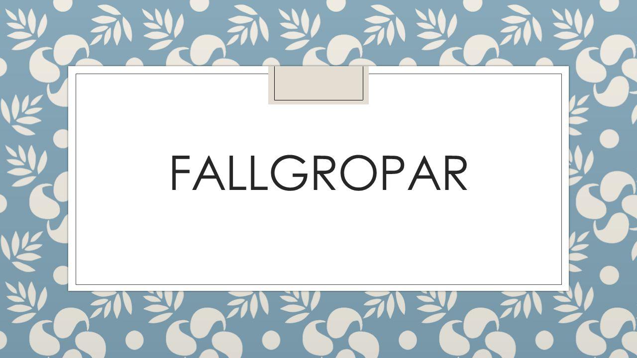 FALLGROPAR