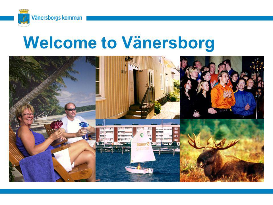 Welcome to Vänersborg