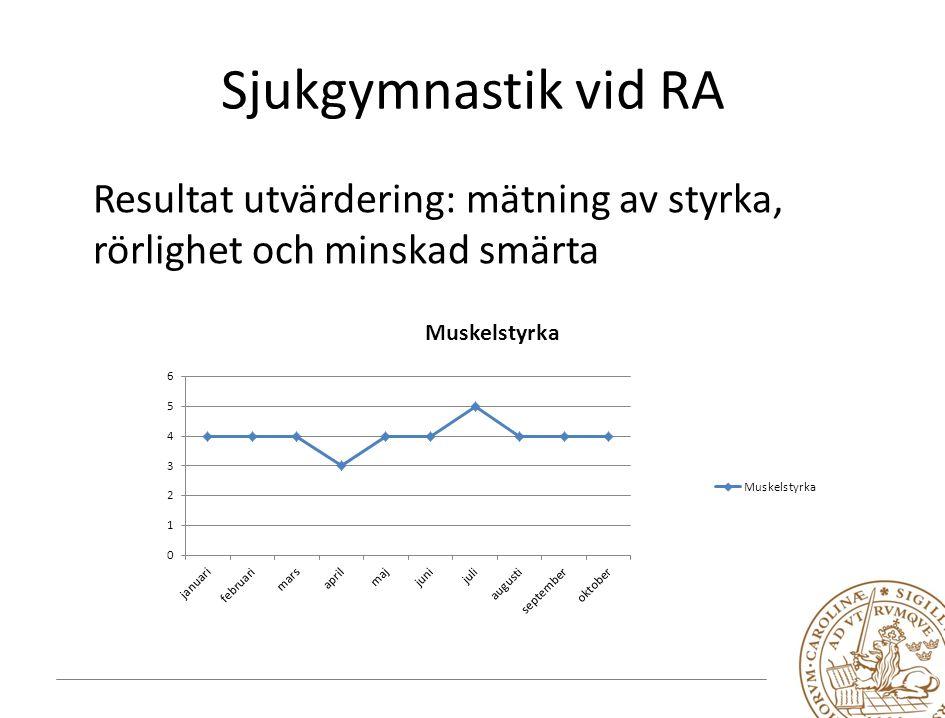 Litteraturstudie, resultat Vanligt med problem Få lösningar….