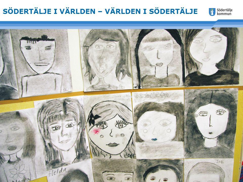 www.sodertalje.se SÖDERTÄLJE I VÄRLDEN – VÄRLDEN I SÖDERTÄLJE