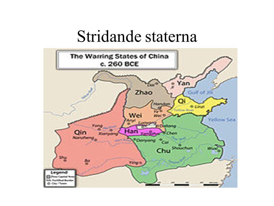 Stridande staterna
