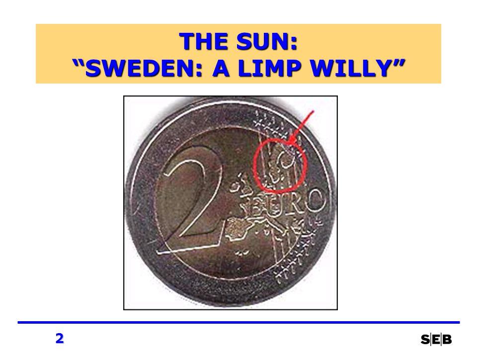 13 RÄNTOR Sverige kommer att uppgraderas till AAA Hur vid ska intra-EMU 10-årsspreaden vara för en liten AAA-ratad medlem.