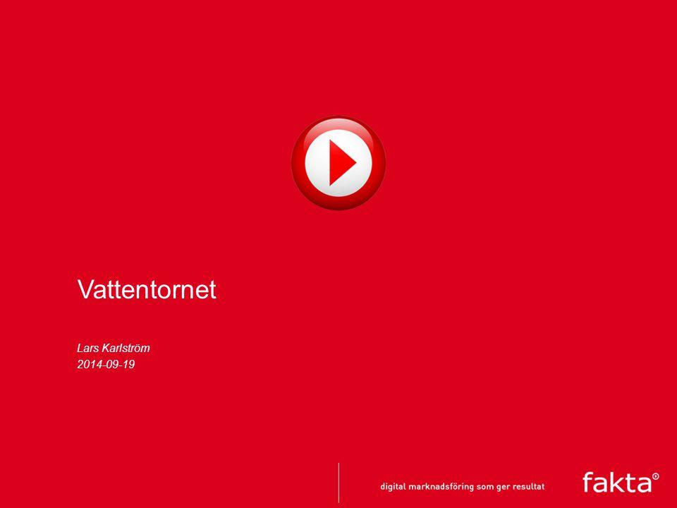 » Fakta grundades 1989 och var 1995/1996 en av de första reklam- byråerna i Sverige som började arbeta med produktion av hemsidor.