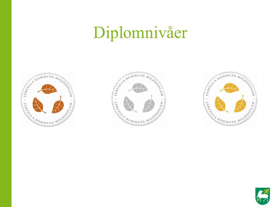 Diplomnivåer
