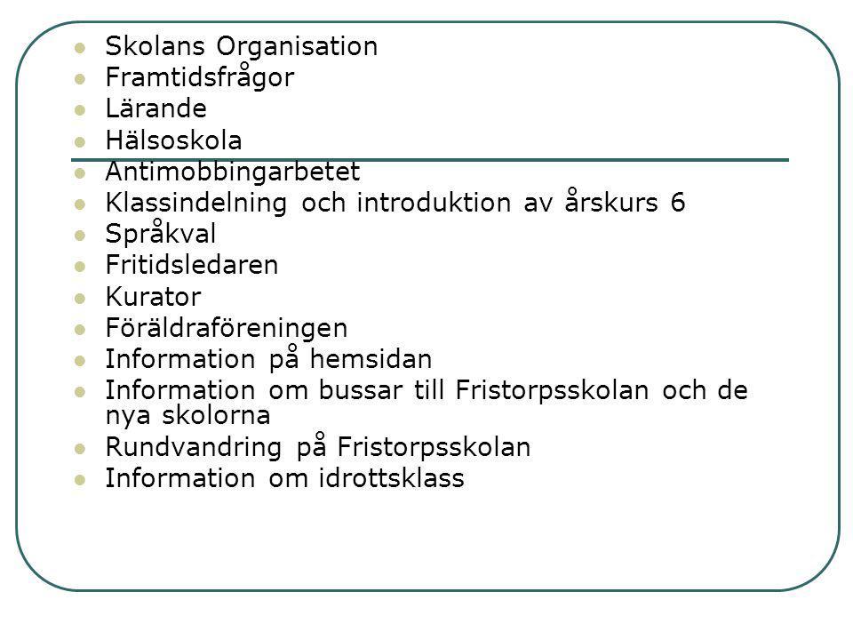 Väskolans föräldraförening Styrelsemöte varannan månad Föräldraråd varannan månad Medlemskap Väbladet Årsmöte den 22 april, till vilket även föräldrar med barn i åk 5 är välkomna.