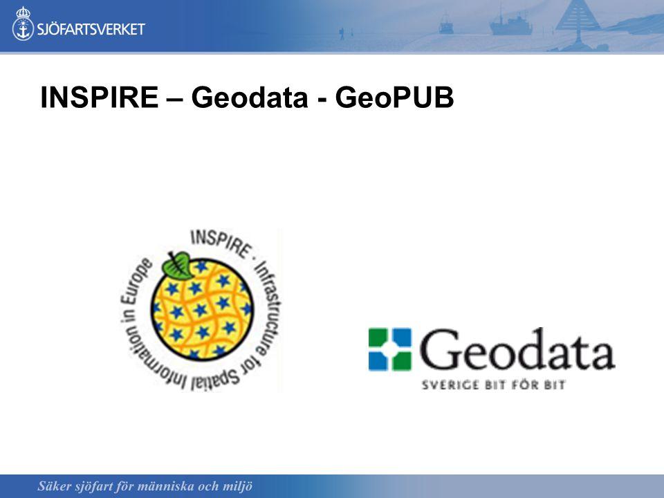 INSPIRE – Geodata - GeoPUB