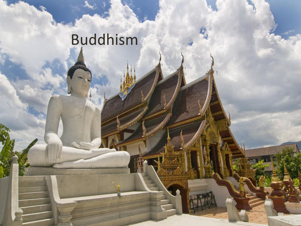 Buddhism Vs.Hinduism Likheter/ skillnader Buddha växte upp som hindu i Indien.