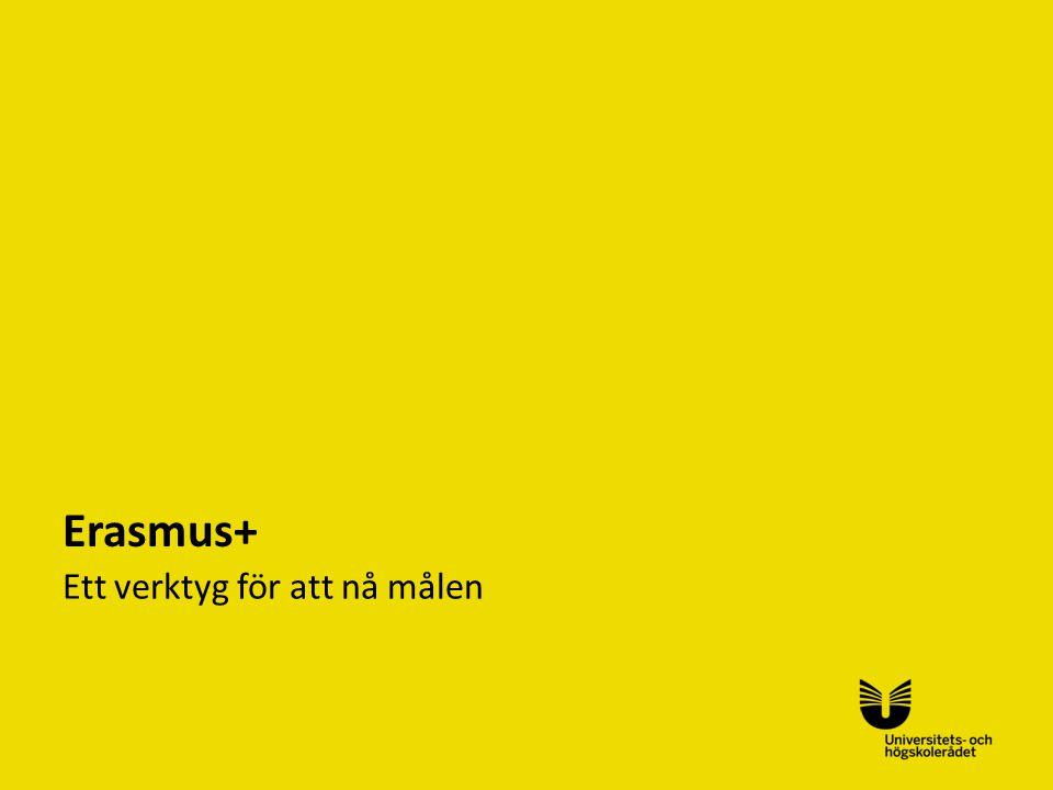 Sv Varför Erasmus+.
