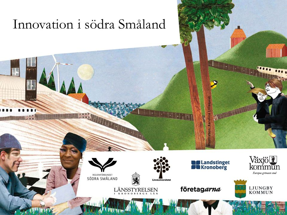 Innovation i södra Småland