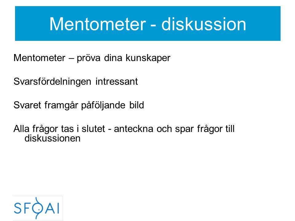 FRÅGA 3 - Koagulation En pat med lätt preeklampsi 140/95, Stabila TPK 114-110 (senast taget 5 tim sen) Behov av EDA.