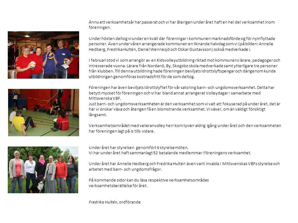 Kidsvolley & Volley 2000 Vi hade planerat att starta säsongen som förra sommaren med två tillfällen Kids/ungdomsbeachvolleyboll i Åsbo.