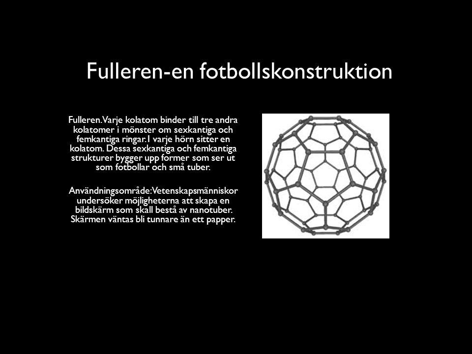 Fulleren-en fotbollskonstruktion Fulleren.