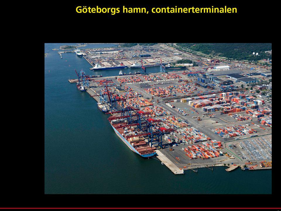 IBC. Effektiva Godsflöden. Närsjöfart och ekonomiska styrmedel. 2012-09-24 33