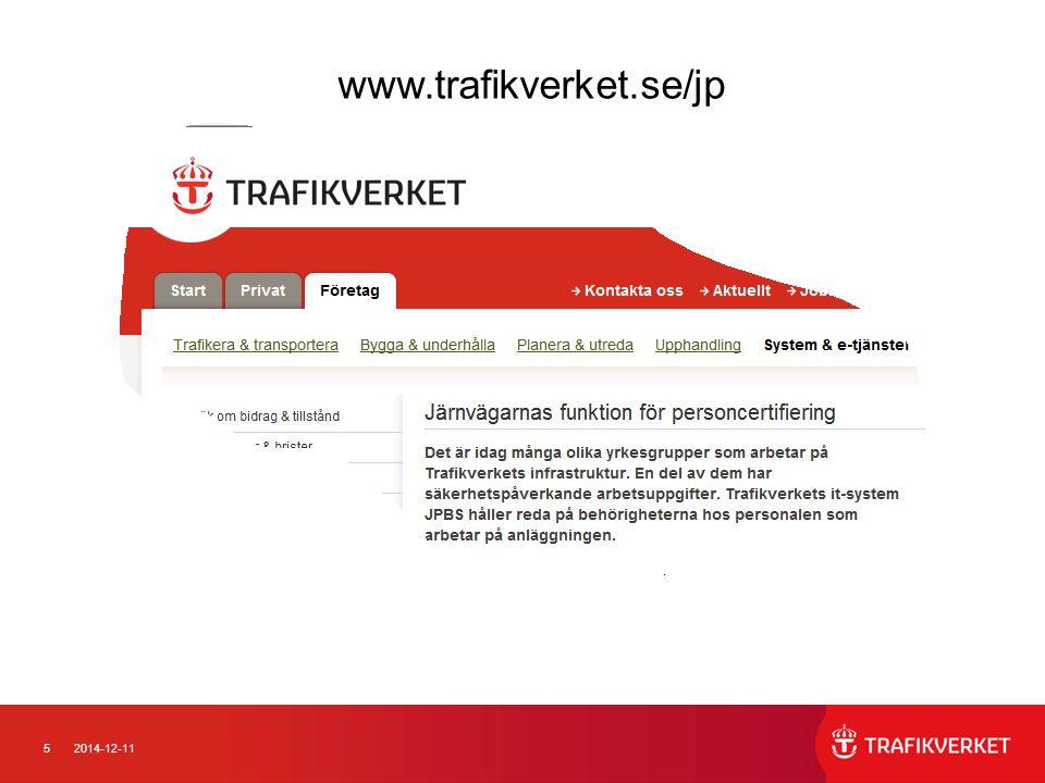 52014-12-11 www.trafikverket.se/jp