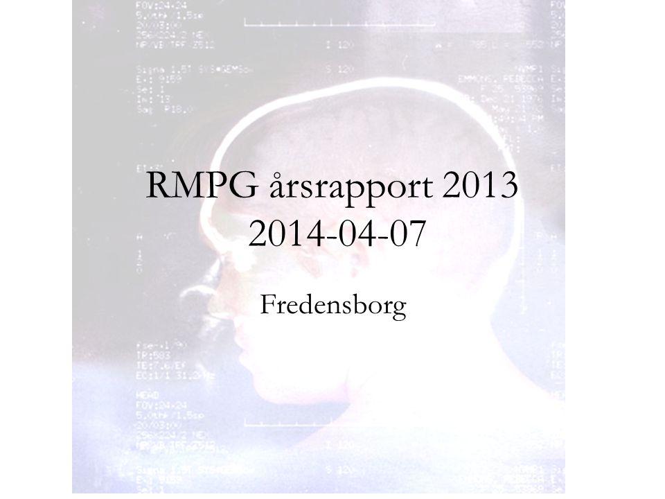 RMPG årsrapport 2013 2014-04-07 Fredensborg