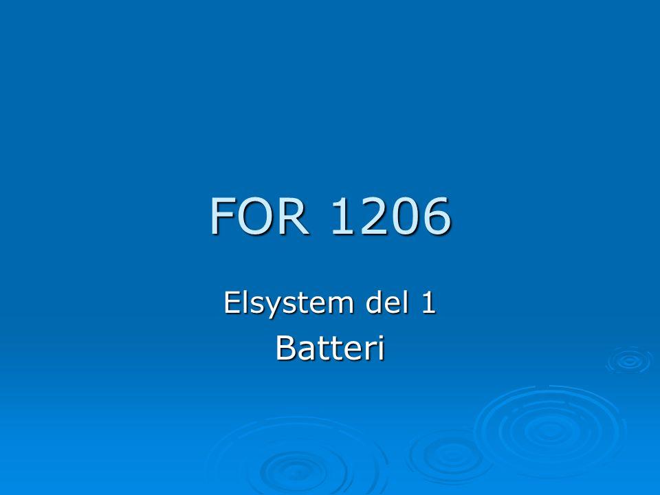 Batteriets uppgifter 1.Lagra elenergi (ackumulator) 2.