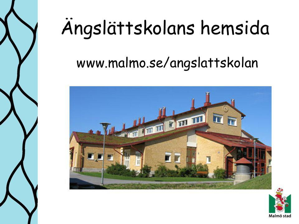 Ängslättskolans hemsida www.malmo.se/angslattskolan