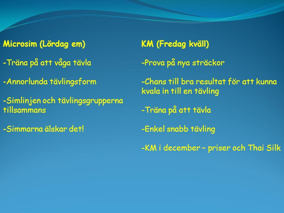 Simiadenfinalen och UGP -Småland vill att vi arrangerar dessa för att vi är så bra.