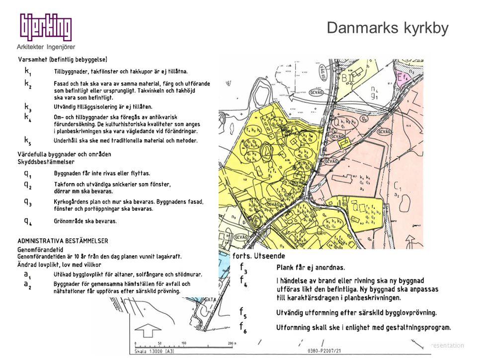 Danmarks kyrkby Bjerking presentation 10