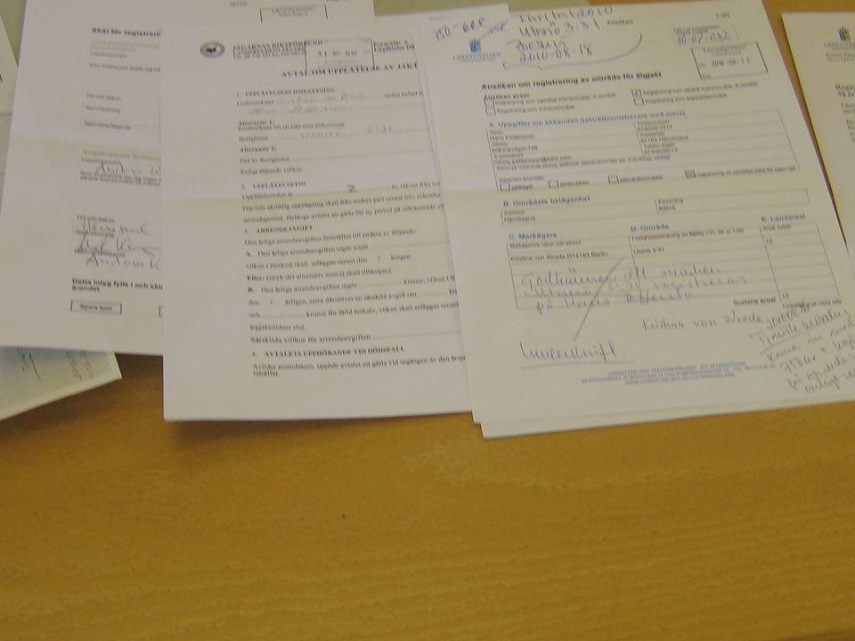 Akt B 80-05-05 Nytt ärende i Platina 218-0000-12 Avregbeslut B 80-05-05 (218-0000-12) Avsluta ärende i Platina 218-0000-12 Akt i källaren B80-05-05 (218-0000-12) 1 Avregistrering av älgjaktsområde