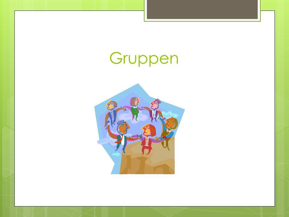 Gruppen