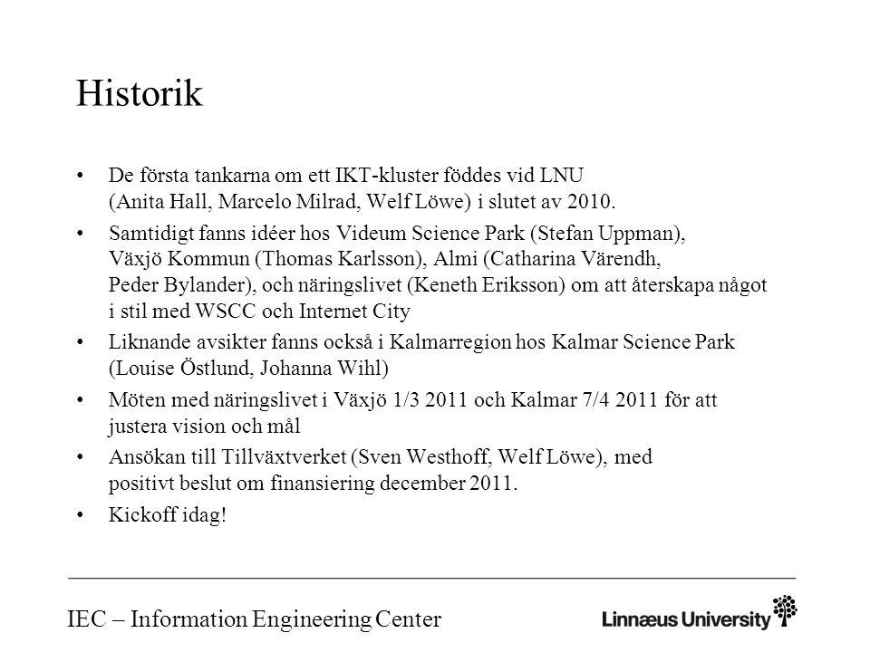 IEC – Information Engineering Center