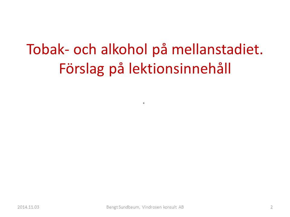 Tack för mig och lycka till med det förebyggande arbetet i Eskilstuna.
