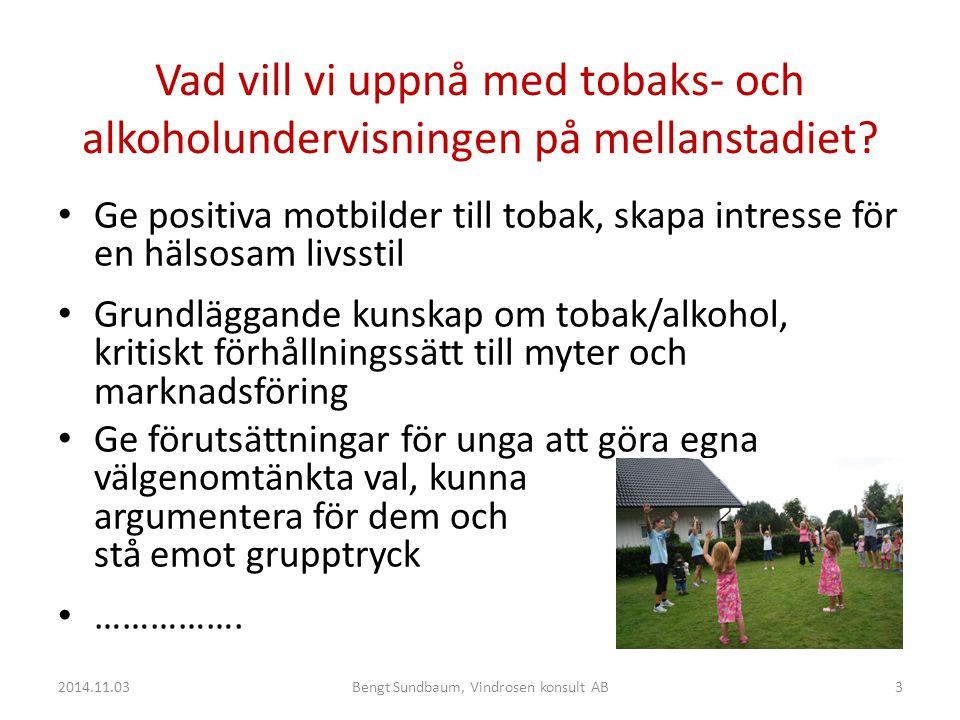 Hemsidor A Non Smoking Generation har en sajt http://tobaksnolla.se/skola/ som syftar till att stödja skolans tobaksförebyggande arbete.