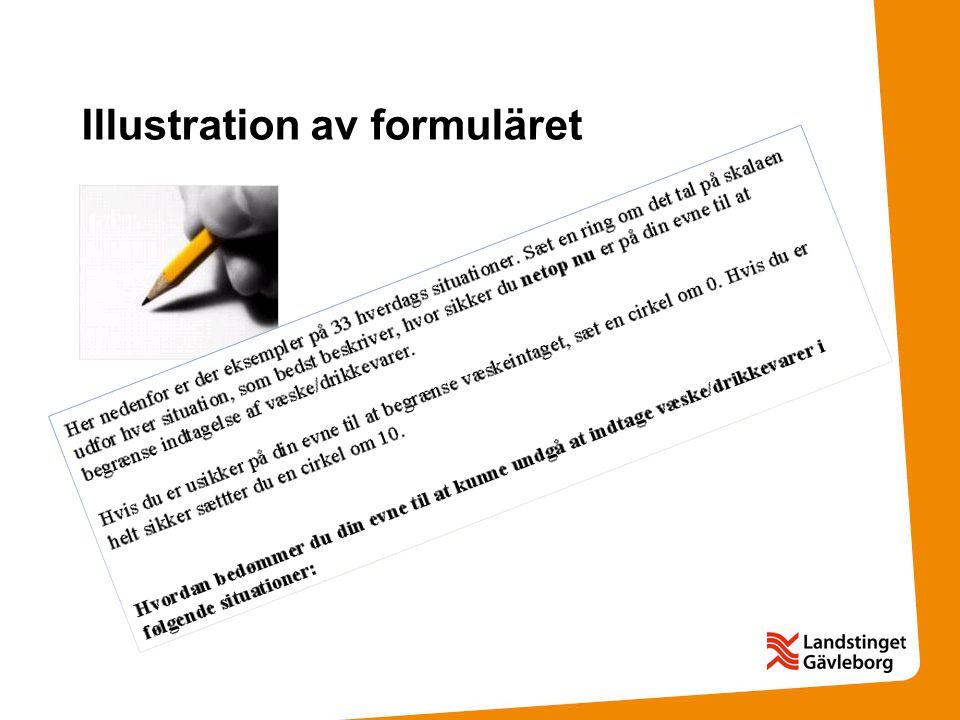 Illustration av formuläret