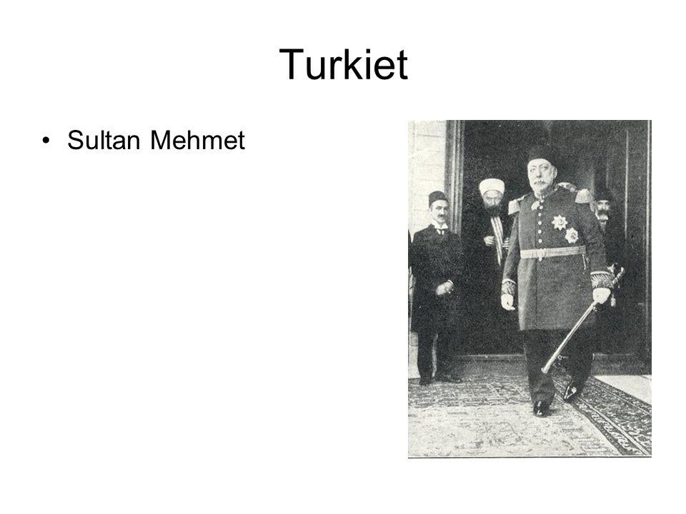Turkiet Sultan Mehmet