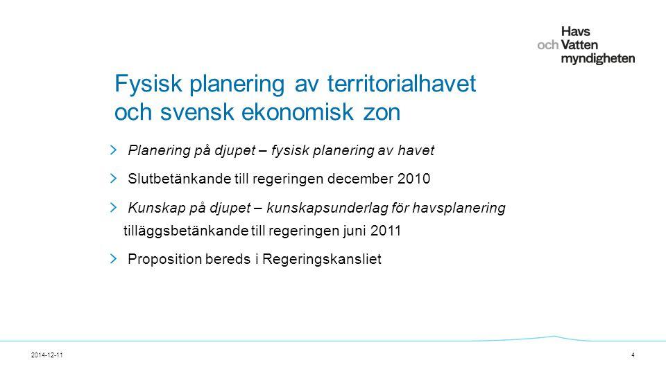 För att ändra/uppdatera/ta bort Presentationsnamn och Namn i foten, gå in på Infoga - Sidhuvud/sidfot 2014-12-1115 Bild www.havochvatten.se Till webbplats
