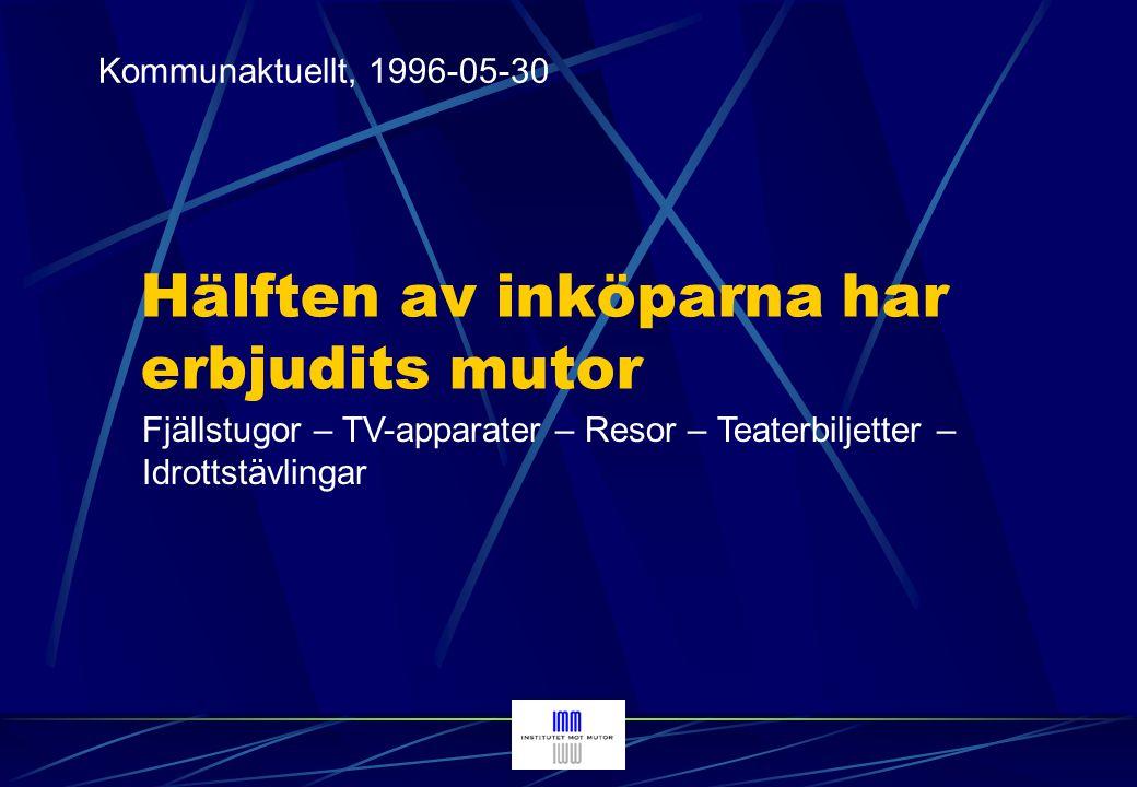 Kvällsposten, 2005-03-01 Vd och fd styrelseordförande i bostadsbolag mutdömda - samtidigt dömdes tre representanter för två olika byggbolag för bestickning.