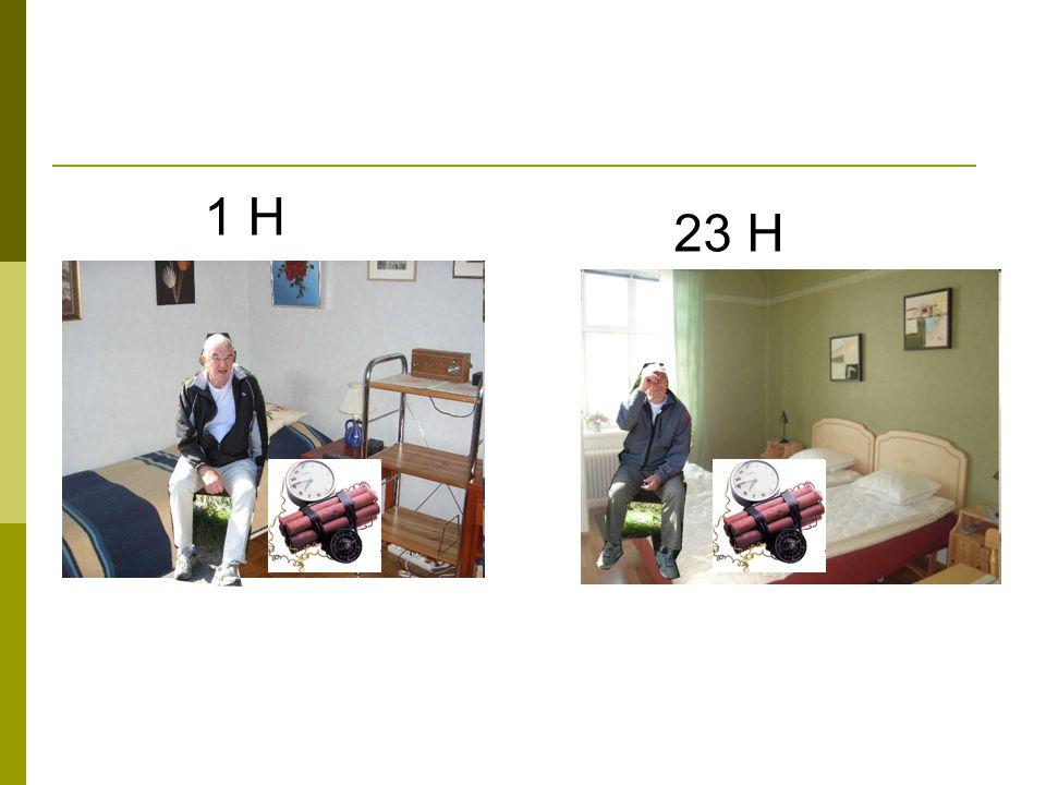 1 H 23 H