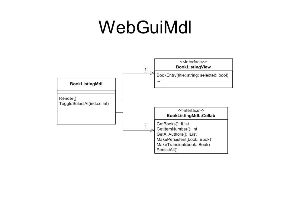 WebGuiMdl