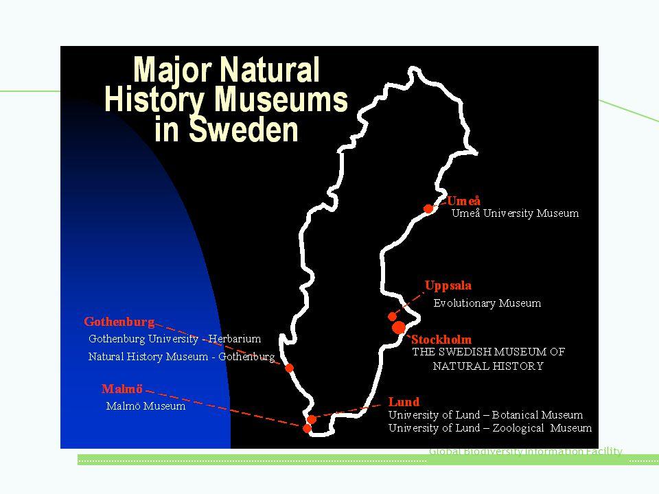 Global Biodiversity Information Facility