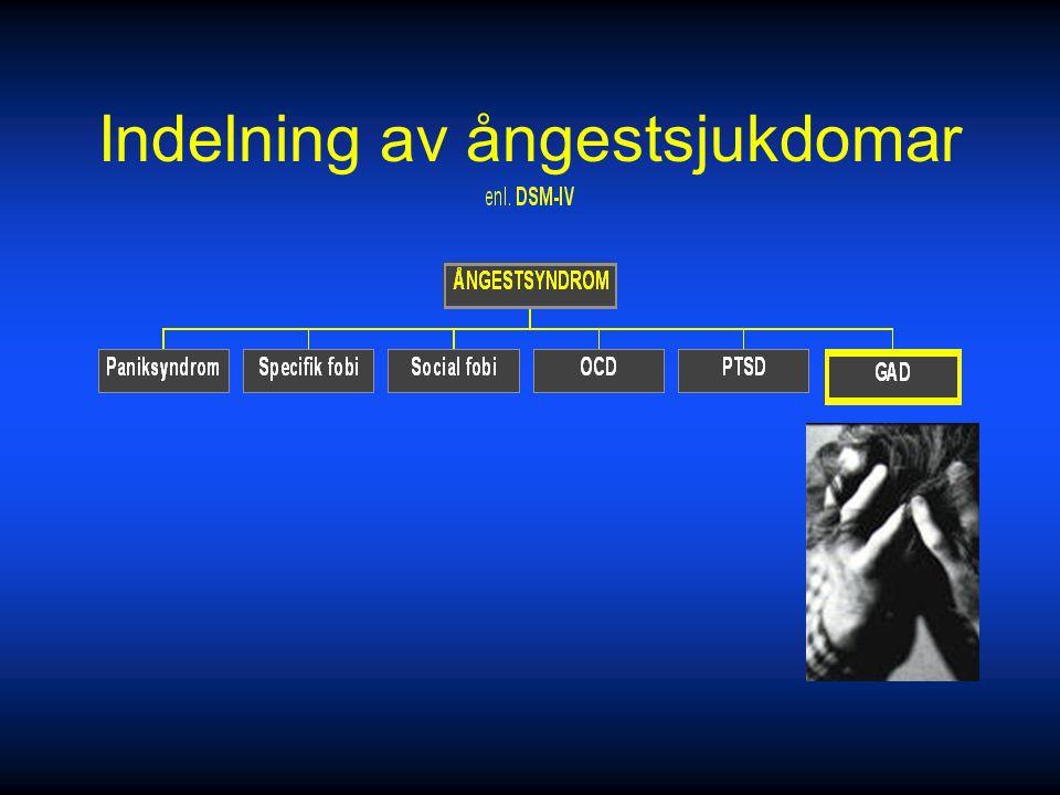 Behandling Information Information Zoloft, Seroxat Zoloft, Seroxat KBT KBT (EMDR ( Eye Movement Desensitization and Reprocessing) ) (EMDR ( Eye Moveme